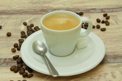 coffee and copywriting